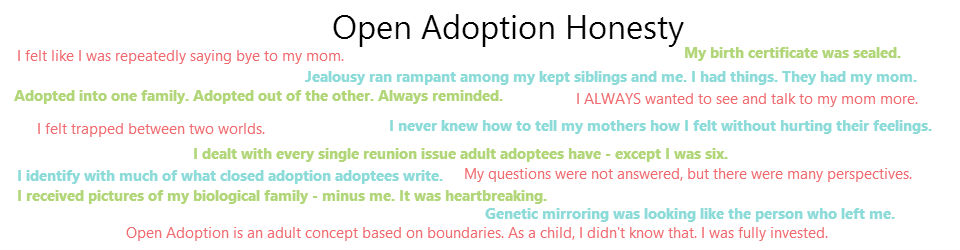 Open adoption closed off sisterwish open adoption adoptee blog platinumwayz